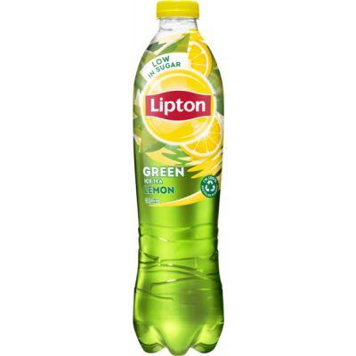 Lipton Ice Tea Green Lemon (Reduced sugar) pet 1,5l
