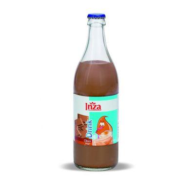 Inza chocolademelk fles 50cl