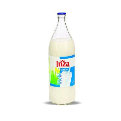 Inza magere melk fles 1l