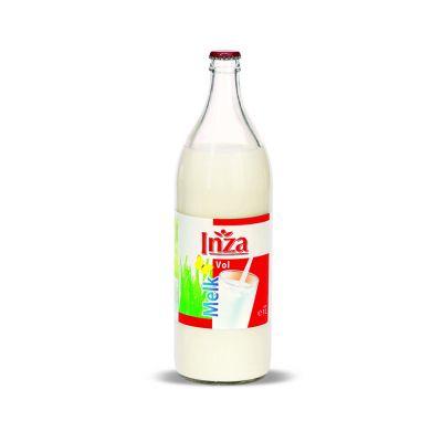 Inza volle melk fles 1l