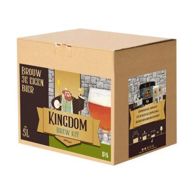 Kingdom Beer Brew Kit IPA