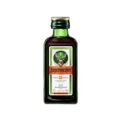 Jägermeister (Mini) fles 20ml