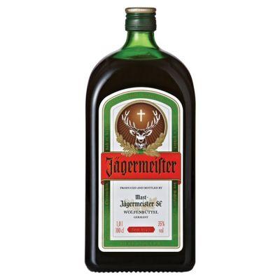 Jägermeister fles 1l