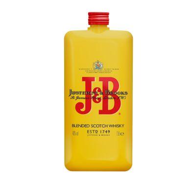 J&B Rare Pocket Scotch (Mini) fles 20cl