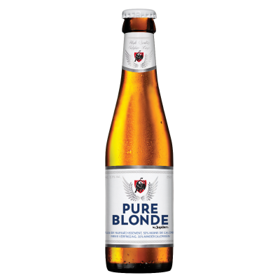 Jupiler Pure Blonde fles 25cl