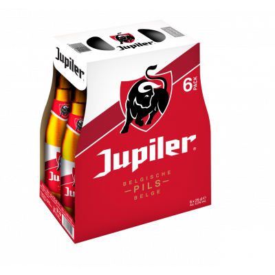 Jupiler 6 x 25cl