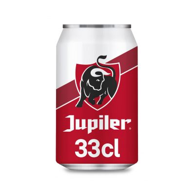 Jupiler blik 33cl
