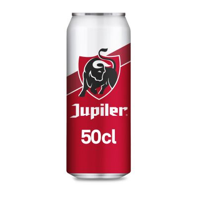 Jupiler blik 50cl