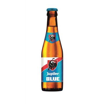 Jupiler Blue fles 25cl