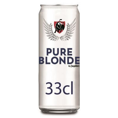 Jupiler Pure Blonde blik 33cl