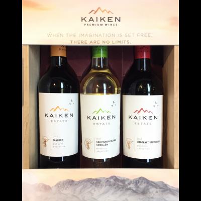Kaiken Estate kist 3x75cl