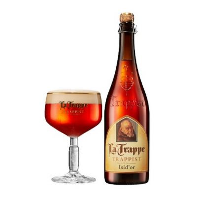 La Trappe Isid'Or fles 75cl