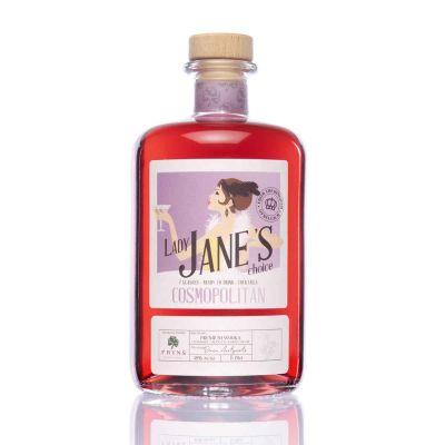 Lady Jane's choice Cosmopolitan fles 70cl