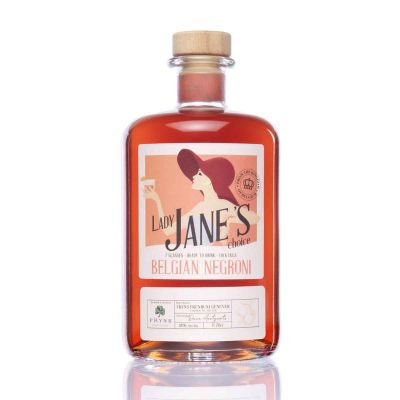 Lady Jane's choice Belgian Negroni fles 70cl