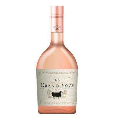 Le Grand Noir Pays d'Oc Rosé fles 75cl
