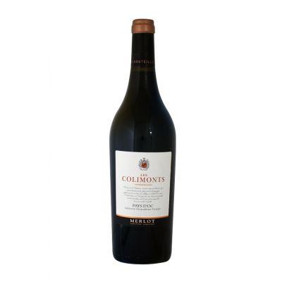 Les Colimonts Merlot fles 75cl