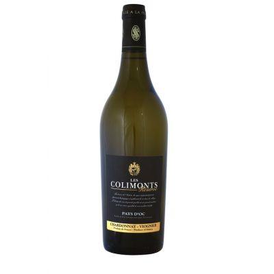 Les Colimonts Réserve Chardonnay-Viognier fles 75cl
