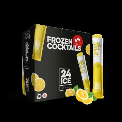 24 ICE Limoncello (Frozen Cocktail) 50 x 65ml