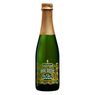 Lindemans Gueuze Cuvée René fles 37,5cl