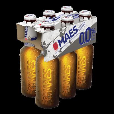 Maes 0,0% clip 6 x 25cl