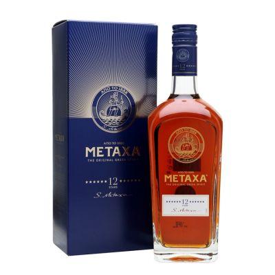 Metaxa 12* fles 70cl