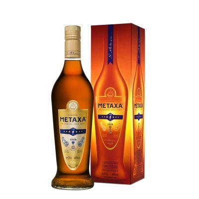 Metaxa 7* fles 70cl