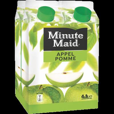 Minute Maid Appel clip 4 x 1l