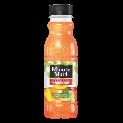 Minute Maid Multivitamines pet 33cl