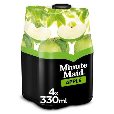 Minute Maid Appel clip 4 x 33cl