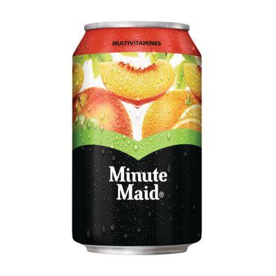 Minute Maid Multivitamines blik 33cl