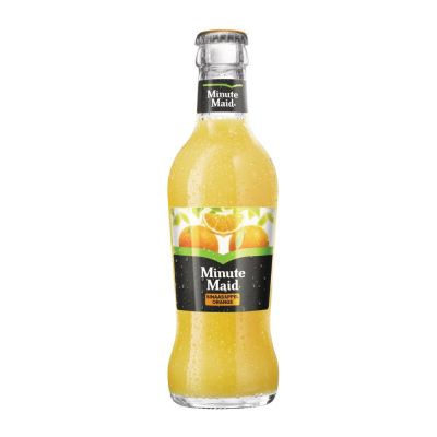 Minute Maid Sinaas fles 20cl