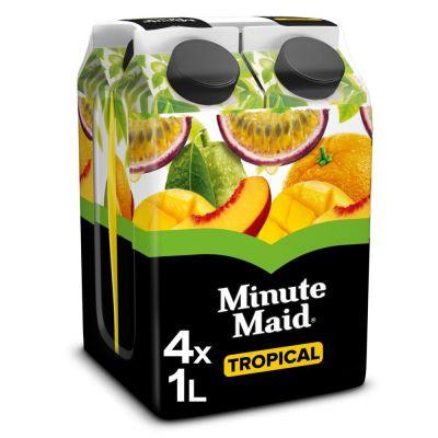 Minute Maid Tropical brik 4 x 1l