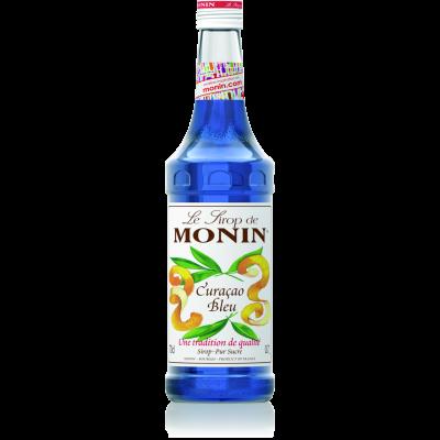 Monin Siroop Blue Curacao fles 70cl