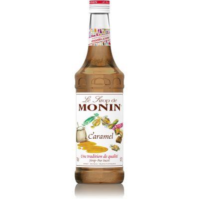 Monin Siroop Caramel fles 70cl