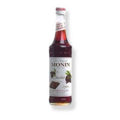 Monin Siroop Chocolade fles 70cl