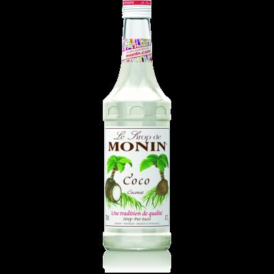 Monin Siroop Cocos fles 70cl