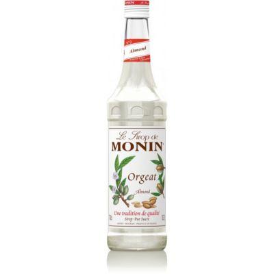 Monin Siroop Amandel fles 70cl