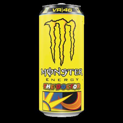 Monster Energy The Doctor/Rossi blik 50cl
