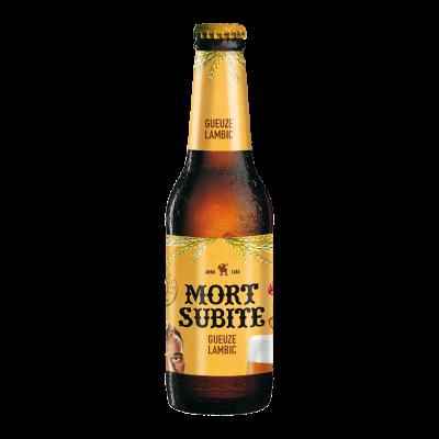 Mort Subite Gueuze Lambic fles 25cl
