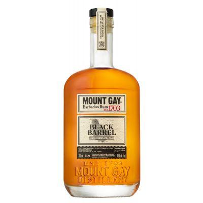 Mount Gay Rum Black Barrel fles 70cl