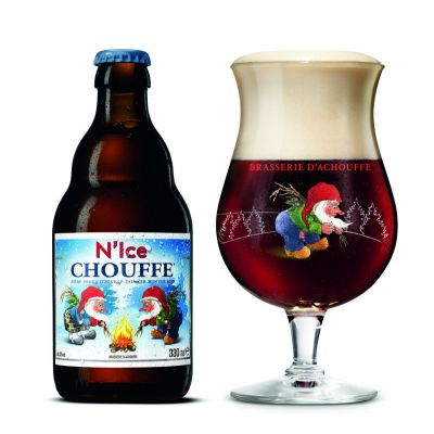 N'Ice Chouffe fles 33cl
