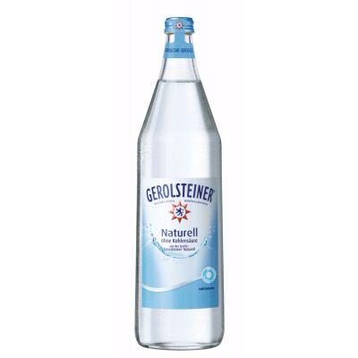 Gerolsteiner Naturell fles 1l