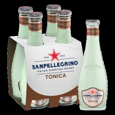 San Pellegrino Acqua Tonica (Bio) clip 4 x 20cl