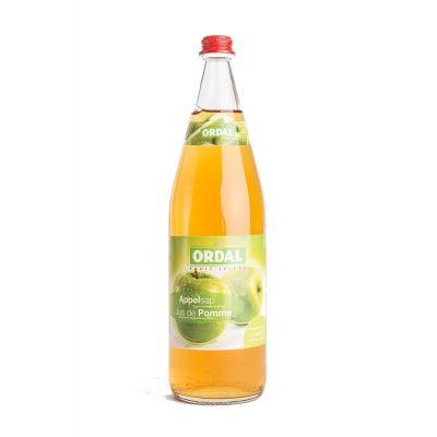 Ordal Fruitsap Appel fles 1l