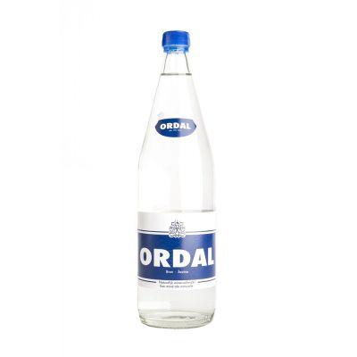 Ordal Plat fles 1l