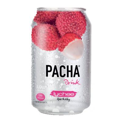 Pacha Lychee blik 33cl