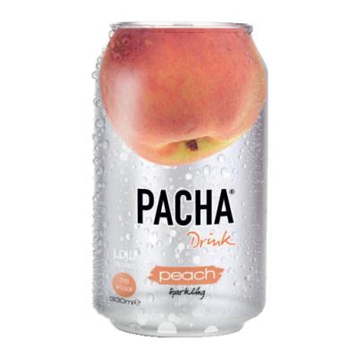 Pacha Peach blik 33cl