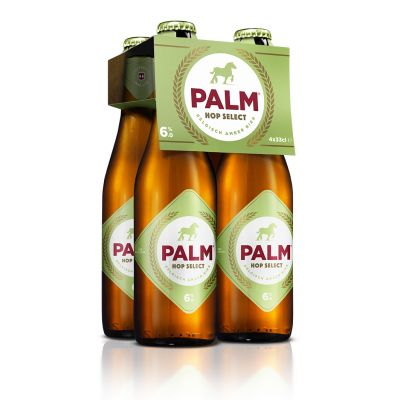 Palm Hop Select clip 4 x 33cl