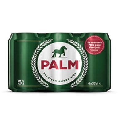 Palm blik 6 x 33cl