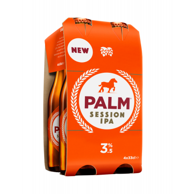 Palm Session Ipa clip 4 x 33cl